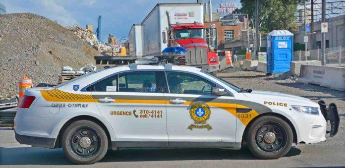 Trois blessés graves dans une collision frontale sur la route 329 à Saint-Donat