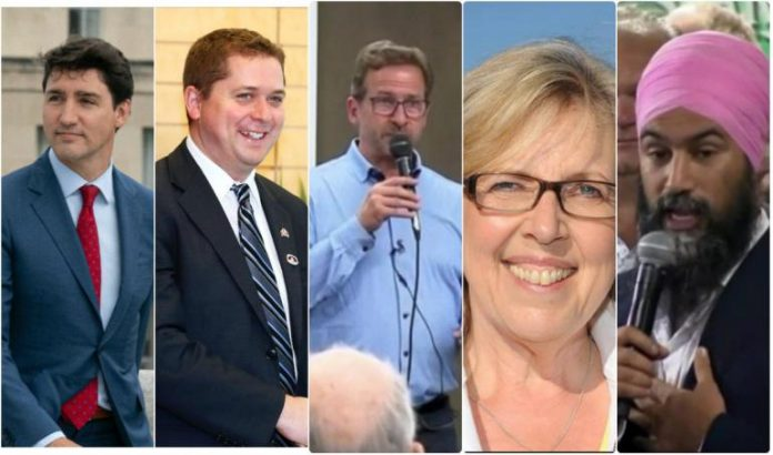 Élections fédérales 2021 : Présenter une demande pour voter par la poste