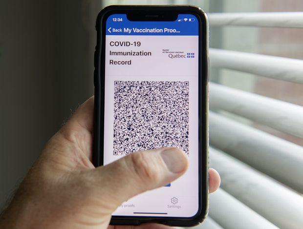 VaxiCode: L'application de vérification du passeport vaccinal est prête (Android et iOS)