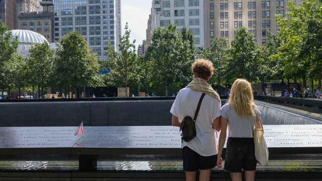 20e anniversaire des attentats du 11 septembre 2001 - La Ville de Montréal rend hommage aux victimes de l'attentat