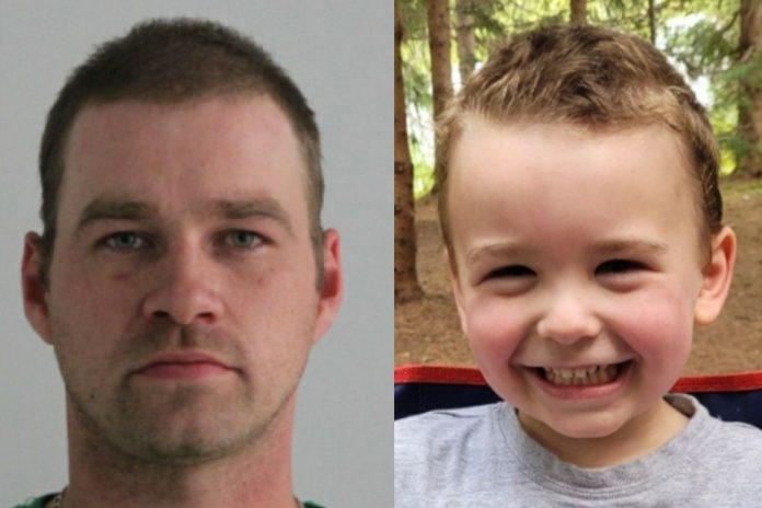 Alerte AMBER: Un bambin de trois ans recherché par les policiers dans l'Est-du-Québec