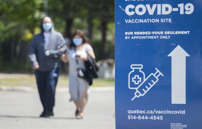 Coronavirus : 778 cas de COVID-19 de plus au Québec