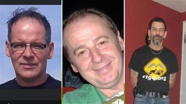 Incendie à Beauceville : trois pères tués en voulant sauver les autres