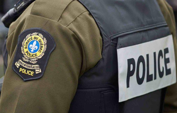 Violent accident de voiture sur la route 185 (Sûreté du Québec)